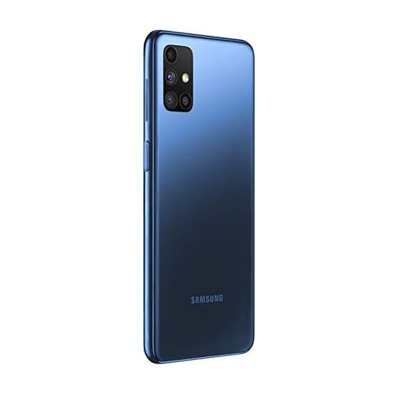 Samsung Galaxy M51 (Electric Blue, 8GB RAM, 128GB Storage)