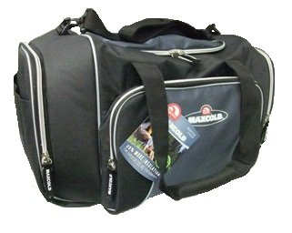 insulated cooler duffle bag - 1