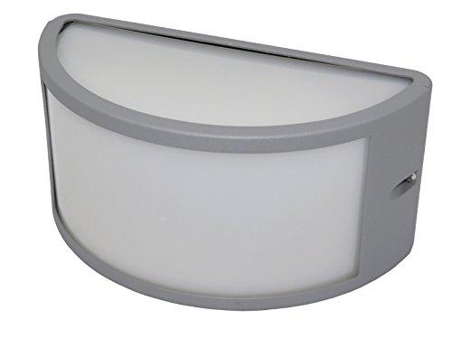 Plafoniera Da Esterno E27 : Nova line bb d plafoniera da esterno e grigio scuro