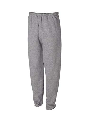 JERZEES SUPER SWEATS - Sweatpant with Pockets. 4850MP - XX-Large - Oxford ()