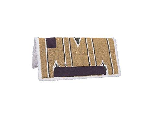 Tough 1 Tough-1 square Saddle Pad/fleece Bottom>