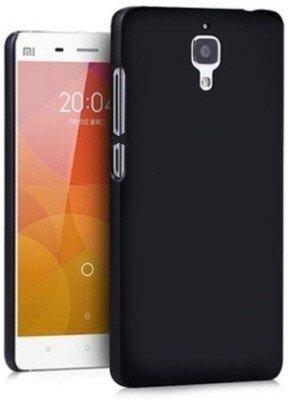 buy popular 877c1 66f05 SDO Matte Finish Back Cover For Xiaomi Mi4 - Black + Clear Screen Guard +  Micro Usb Otg Cable + Touch Screen Pen Style Stylus + Nano Sim Adapter  Combo ...