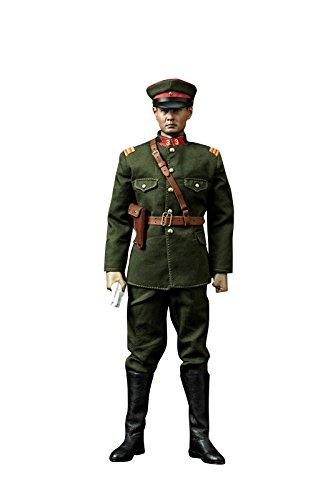 旧日本陸軍 特務曹長 TYPE-A 濃緑色 1/6 アクションフィギュア