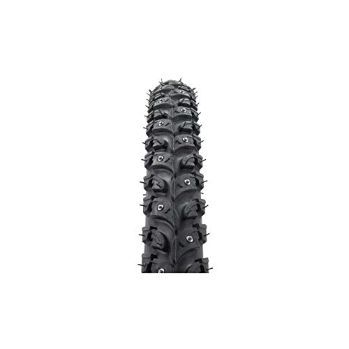 Nokian Tyres Suomi Hakkapelitta W106 Wire Bead Winter Commuter Bicycle Tire - 700 x 35 - T203281 (Best Winter Bicycle Tyres)