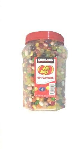 Kirkland Signature Jelly Belly Jelly Beans, 4 Pound