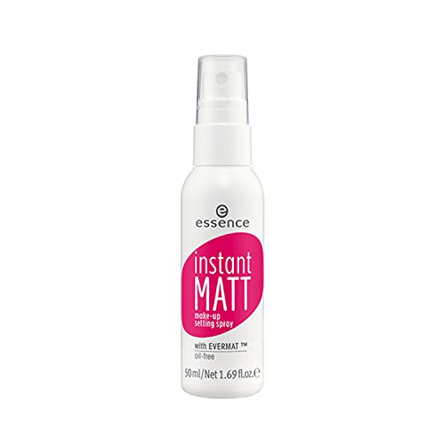 essence | Instant Matt Make-up Setting Spray (Matt Foundation Oil Touch)