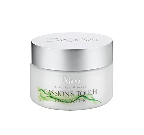 Deja Vu Passion's Touch Dead Sea Minerals BODY BUTTER (Body Touch Butter)