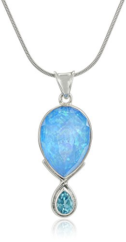 Sterling Silver Pariba Pendant Necklace product image