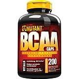 Mutant BCAA 200 caps by Mutant