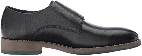 RW by Robert Wayne Men's Thane Monk-Strap Loafer Black cheap sale professional buy cheap for sale discount deals y1R7DI