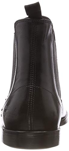 Melvin Susan Black Boots Glitter 10 Chelsea Crust Crust Hamilton Hrs Blk Ela a Black Hrs Women's amp; Blk Black Black Ela Black Glitter trSgr