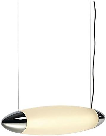 SLV LED Pendelleuchte CREST   LED Deckenleuchte, Hängelampe für Wohnzimmer, Bar, Esszimmer  Hänge-Leuchte in exklusivem Design