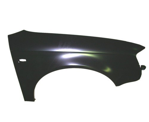 OE Replacement Audi A4 Front Passenger Side Fender Assembly (Partslink Number AU1241117)