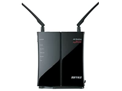 Buffalo AirStation HighPower N300 Open Source DD-WRT Wireless Router (WHR-300HP)