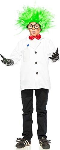 Mad Scientist Costume, Size: