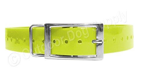 Yellow Collar Strap - 2
