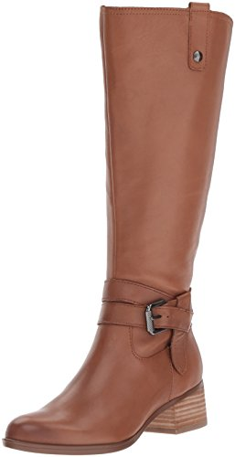 Naturalizer Women's Dev Wc Riding Boot Saddle 9 M US