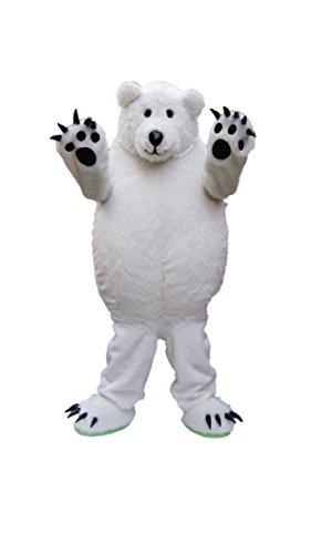 Polar Bear Mascot - 8