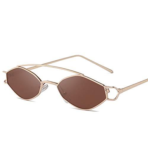 leihao888 Gafas De Sol Únicas Round Gafas De Sol Mujer ...