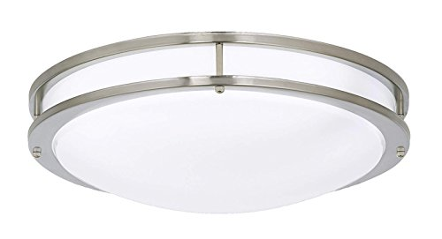 Westmenlights Vintage Small Ceiling Light Flush Mount: LB72132 LED Flush Mount Ceiling Lighting Oval, Antique