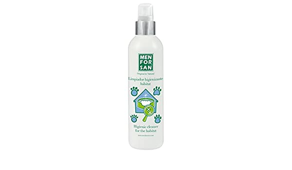 Amazon.com: Limpiador Higienizante Hábitat 250 ml - Para el Hogar - Menforsan: Beauty