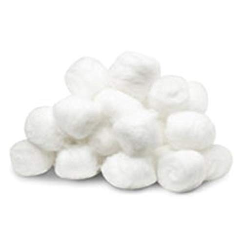 Cotton Ball HSI Non Sterile Large - Case of 2000