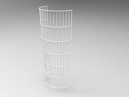 FixtureDisplays Bulk Bin Dump Bin Impulse-buy Wire Basket Stand Display15574 15574