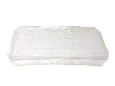 Viziflex Seels LATEX FREE KEYBOARD COVER for Dell L100, SK8115,RT7D50 keyboards, protect it from liquid spills, dust, dirt, food, grease and bacteria. Easy to clean and disinfect.