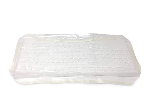 - KeyTronic View Seal 6101D Plastic Keyboard Cover