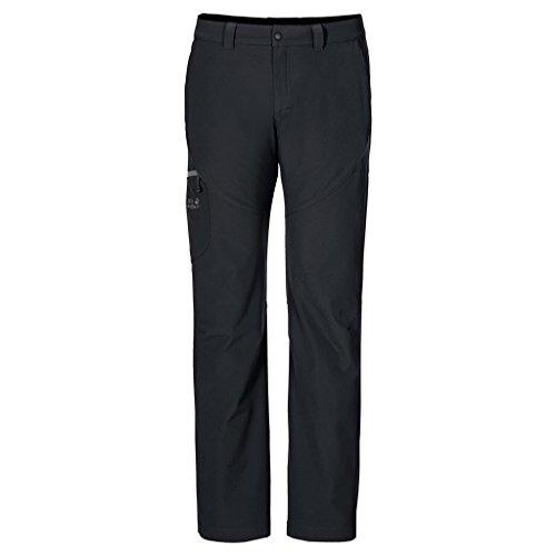 Jack Wolfskin Men's Chilly Track XT Pants, Black, Size 102 (US 34/34)