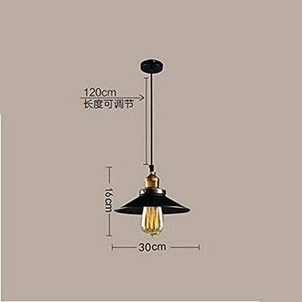 XI Luces de la decoración del Hotel de Guo Home, lámparas de la Vendimia Muebles creativos de la decoración Moderna del Techo del Hierro y del Cristal 801 Sola Cabeza 20 * 18Cm