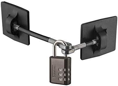 Refrigerator Door Lock Combination Padlock product image