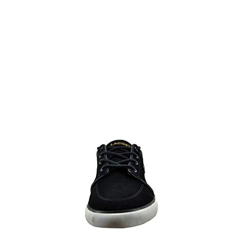 Men's 118 Fashion Black Lacoste Sneaker Bayliss FS White Off wHqx7BtPE