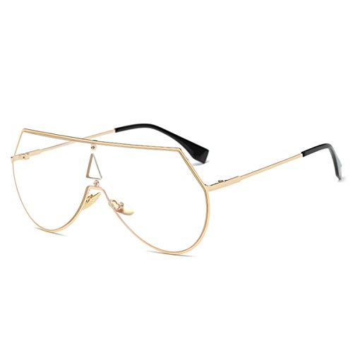 de Colorfull Marca Siamese Male Soleil Gafas Caja Metal Frame H de Homme con Big lunettes Sol de KOMNY J Sunglasses Men Fashion Owd40q0a