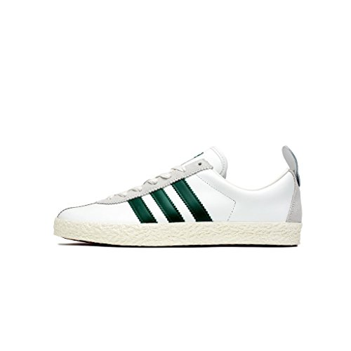 the latest cb638 e2e0f Adidas Men Trainer SPZL white dark green gold metallic