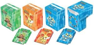 pokemon trading card game - xy kalos starter set - chespin deck - 3