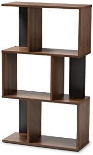 Baxton Studio Vivace Display Bookcase