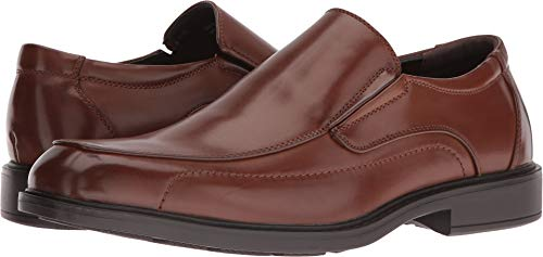 Kenneth Cole Unlisted Men's on a Mission Slip-On Loafer, Cognac, 11 M US JMH6SY020