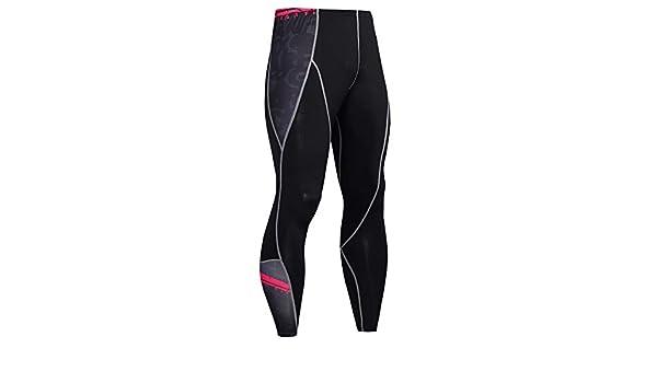 BBQBQ Pantalones de compresión Transpirables y Transpirables. Pantalones Cortos elásticos. XXXL Rojo.: Amazon.es: Ropa y accesorios
