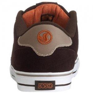 DVS DVS Daewon 9 CT HO Brown Suede - Zapatillas de piel de cerdo para hombre marrón Brown Suede
