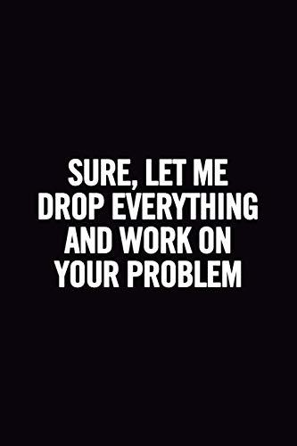 Sure Let Me Drop