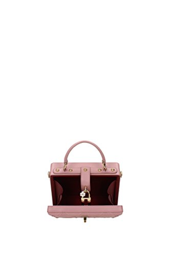 Donna BB5970AI795 amp;Gabbana Rosa a Dolce Mano Borse Pelle TIfxOgqRg