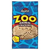 ** Zoo Animal Crackers, Original, 2oz Pack, 80/Box **
