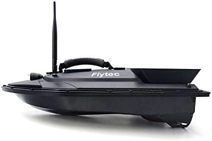 500 m, 5,4 km//h, Motor Doble, versi/ón RTR para Juguetes Cebo el/éctrico para Pesca AKDSteel Flytec 2011-5
