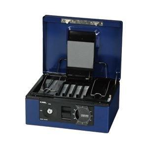 カール キャッシュボックス B5 ブルー B01CXERY7W