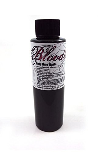 Amazon.com: Kabuki Black Outlining Wholesale Tattoo Ink - 4oz Bottle ...