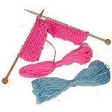 Knitting for Kids - Beginners Knitting Kit