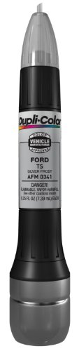 Dupli-Color AFM0341 Silver Frost Ford Exact-Match Scratch Fix All-in-1 Touch-Up Paint – 0.5 oz.