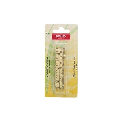 Bohin 91906 Measure Pressure Sensitive - Measure Tape Pressure Sensitive