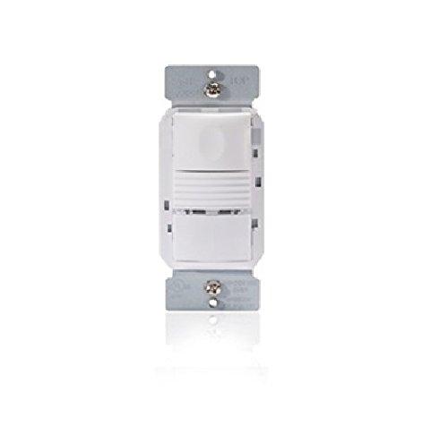 WattStopper PW-100-W Wall Switch Occupancy Sensor, White, Passive Infrared